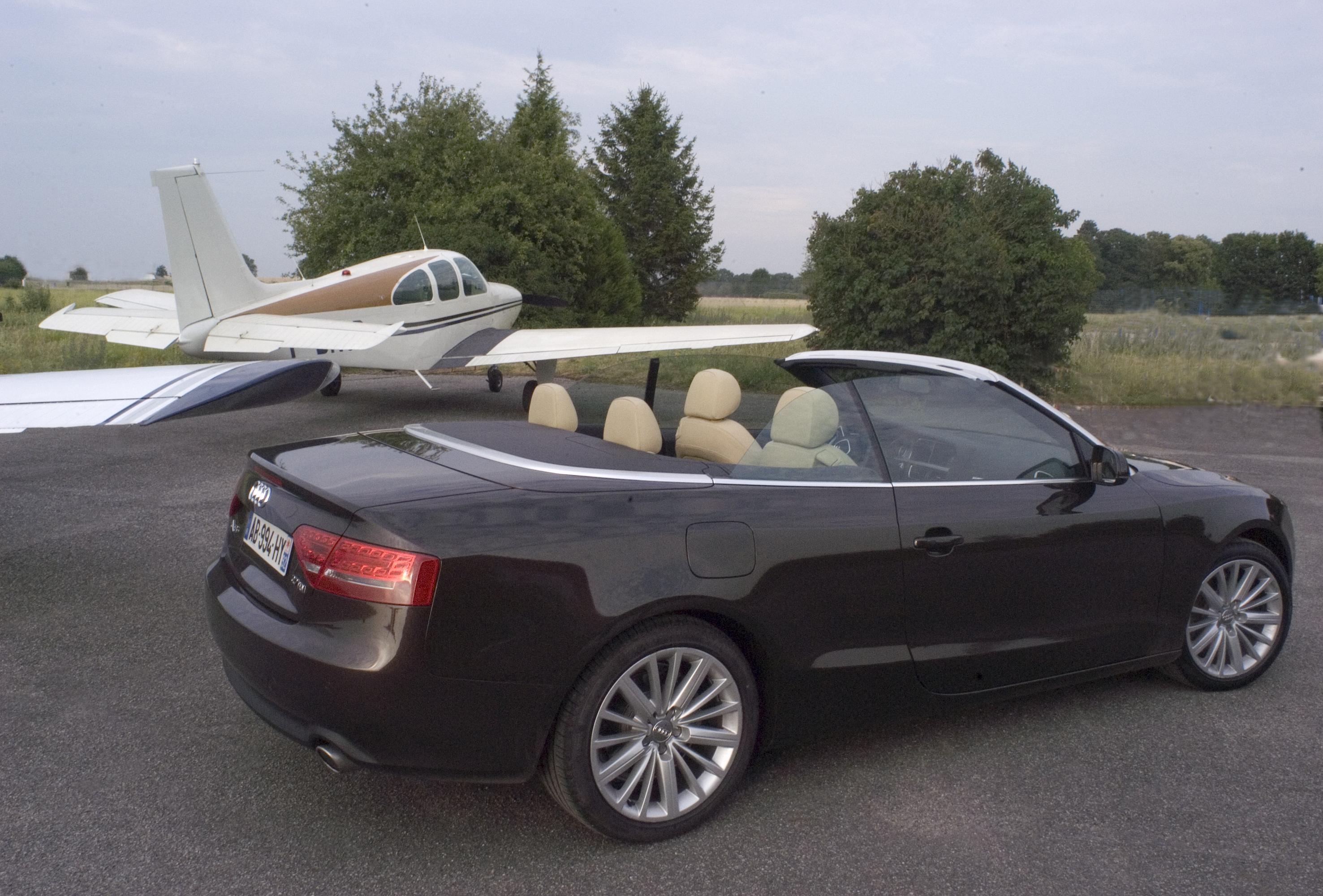 Audi A5 Spyder 2